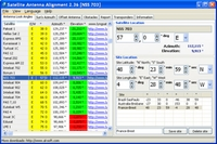 Satellite Antenna Alignment 2.36.8