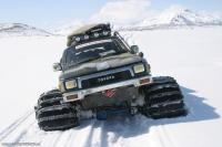 Танки грязи не бояться или трофи по Камчатски