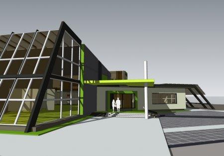 в Мильково будет построен автовокзал