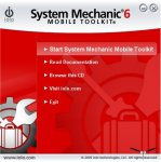 System Mechanic Mobile Toolkit 6.0s
